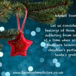 Barefoot Medicine Advent Calendar Door 3