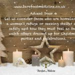 Barefoot Medicine Advent Calendar Door 4