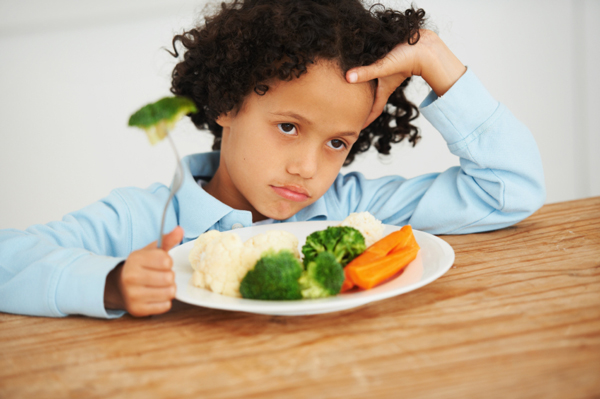 FREE GUIDE to help your child to STOP BEING A PICKY EATER!