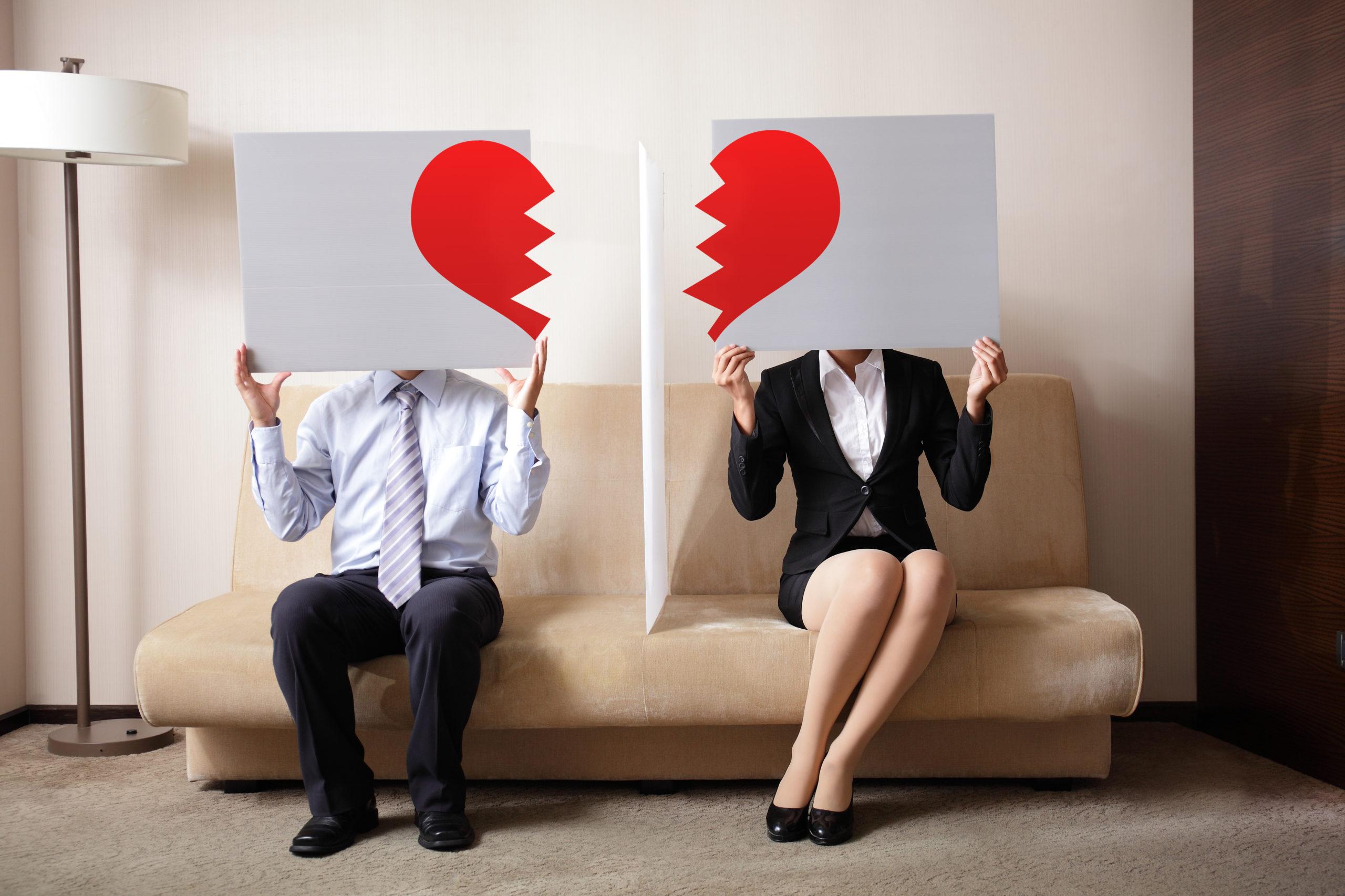 managing stress in divorce